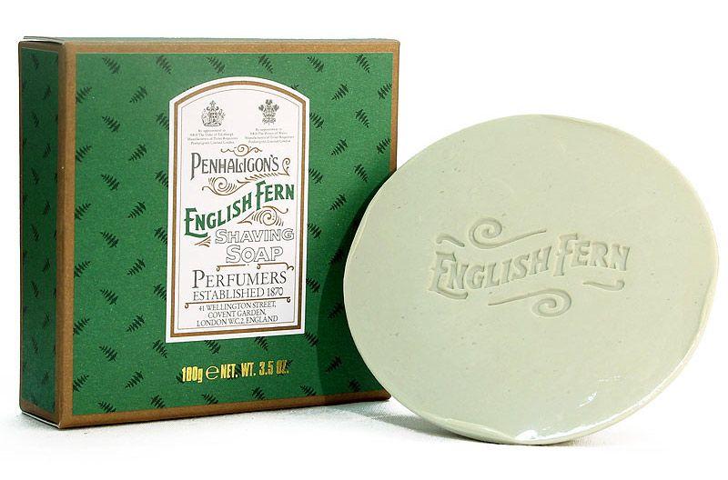 You are currently viewing Penhaligon's Shaving Soap English Fern 2014 – recenzja mydła do golenia