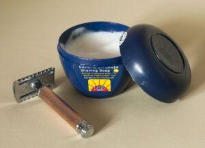 Read more about the article Prep Sapone da Barba (shaving soap) – recenzja mydła do golenia w tyglu