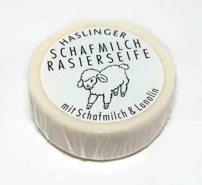 You are currently viewing Haslinger Schafmilch Rasierseife – recenzja mydła do golenia z mlekiem owczym