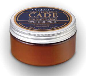 Read more about the article L'Occitane Cade Rich Shaving Cream Cade – recenzja kremu do golenia