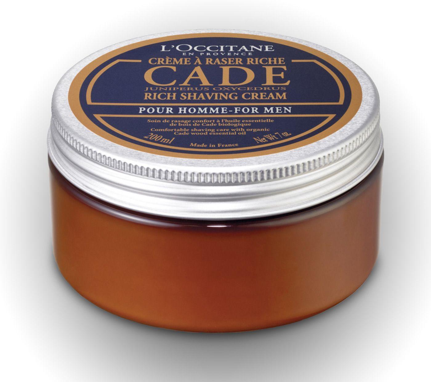 You are currently viewing L'Occitane Cade Rich Shaving Cream Cade – recenzja kremu do golenia