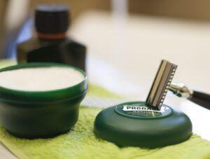 Read more about the article Proraso Sapone Da Barba Rinfrescante e Tonificante (zielony, verde) – recenzja mydła do golenia