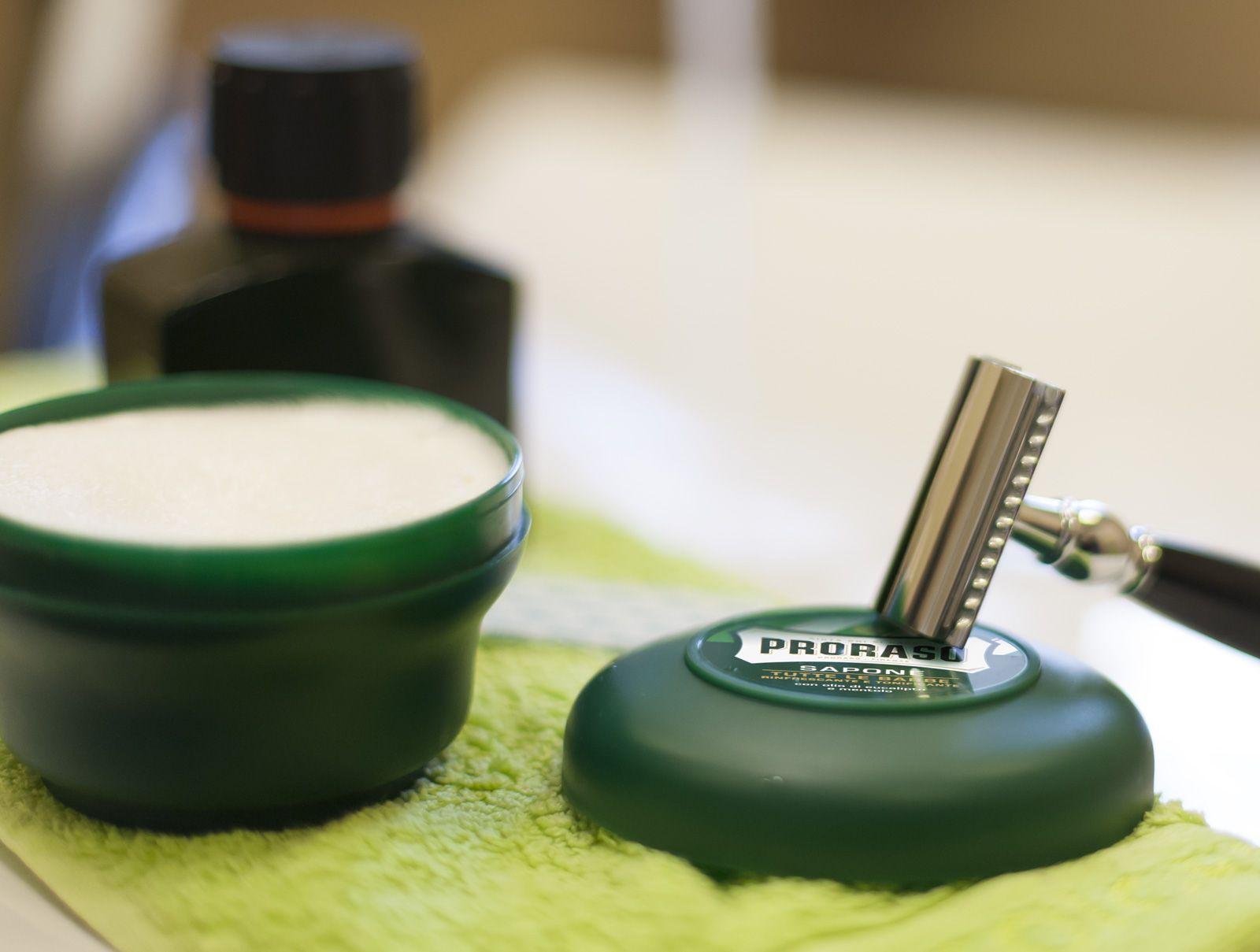 You are currently viewing Proraso Sapone Da Barba Rinfrescante e Tonificante (zielony, verde) – recenzja mydła do golenia