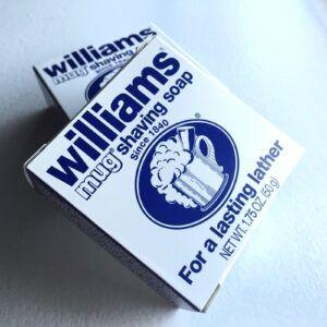 Read more about the article Williams Mug Shaving Soap – recenzja mydła do golenia