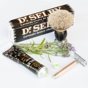 Read more about the article Dr. Selby Lavender Luxury Shaving Cream – recenzja kremu do golenia