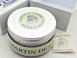 Read more about the article Martin de Candre Scented Shaving Soap – recenzja mydła do golenia (AB)