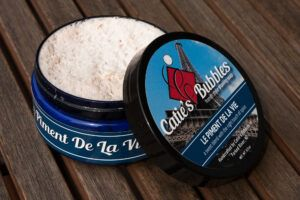 Read more about the article Catie's Bubbles Le Piment de la Vie Shaving Soap – recenzja mydła do golenia