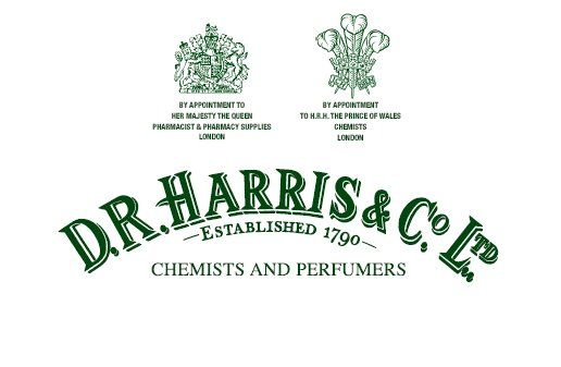 d. r. Harris Logo