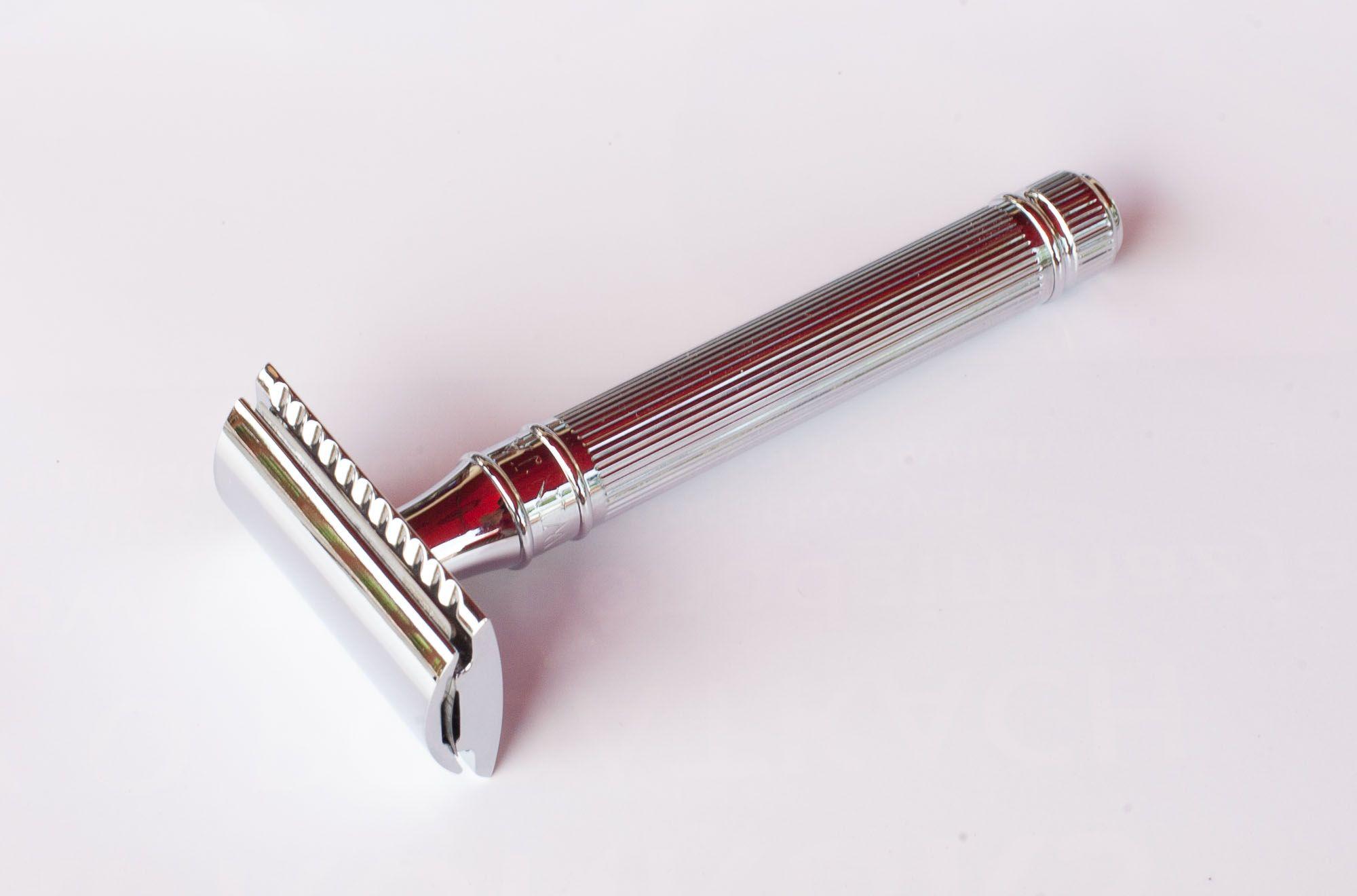 You are currently viewing Edwin Jagger DE89 (Mühle R89) — recenzja maszynki do golenia na żyletki