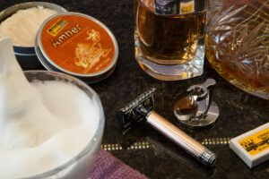 Read more about the article SOTD – Shave of the day with Phoenix Amber Shaving Soap
