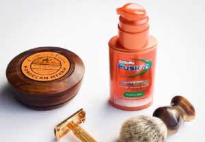 Read more about the article Gillette Fusion Hydra Soothe After Shave Balm – recenzja balsamu po goleniu