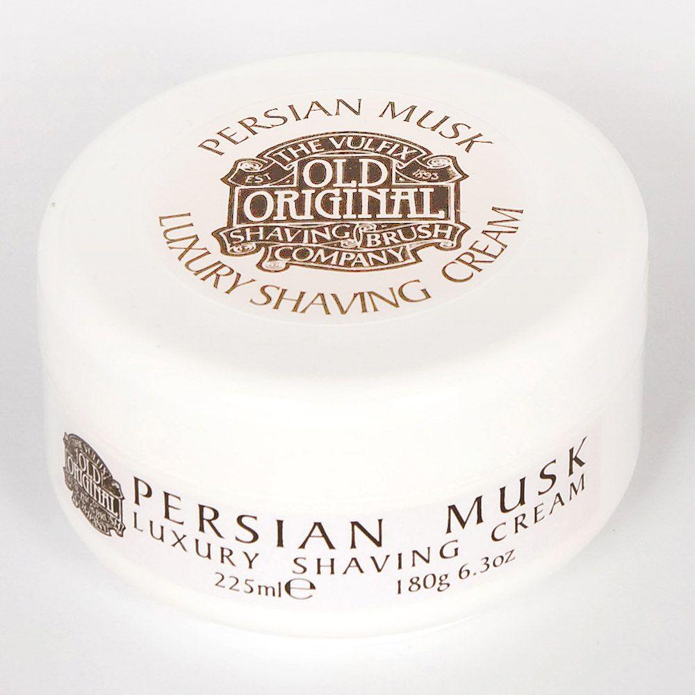 Opakowanie kremu do golenia Vulfix Persian Musk