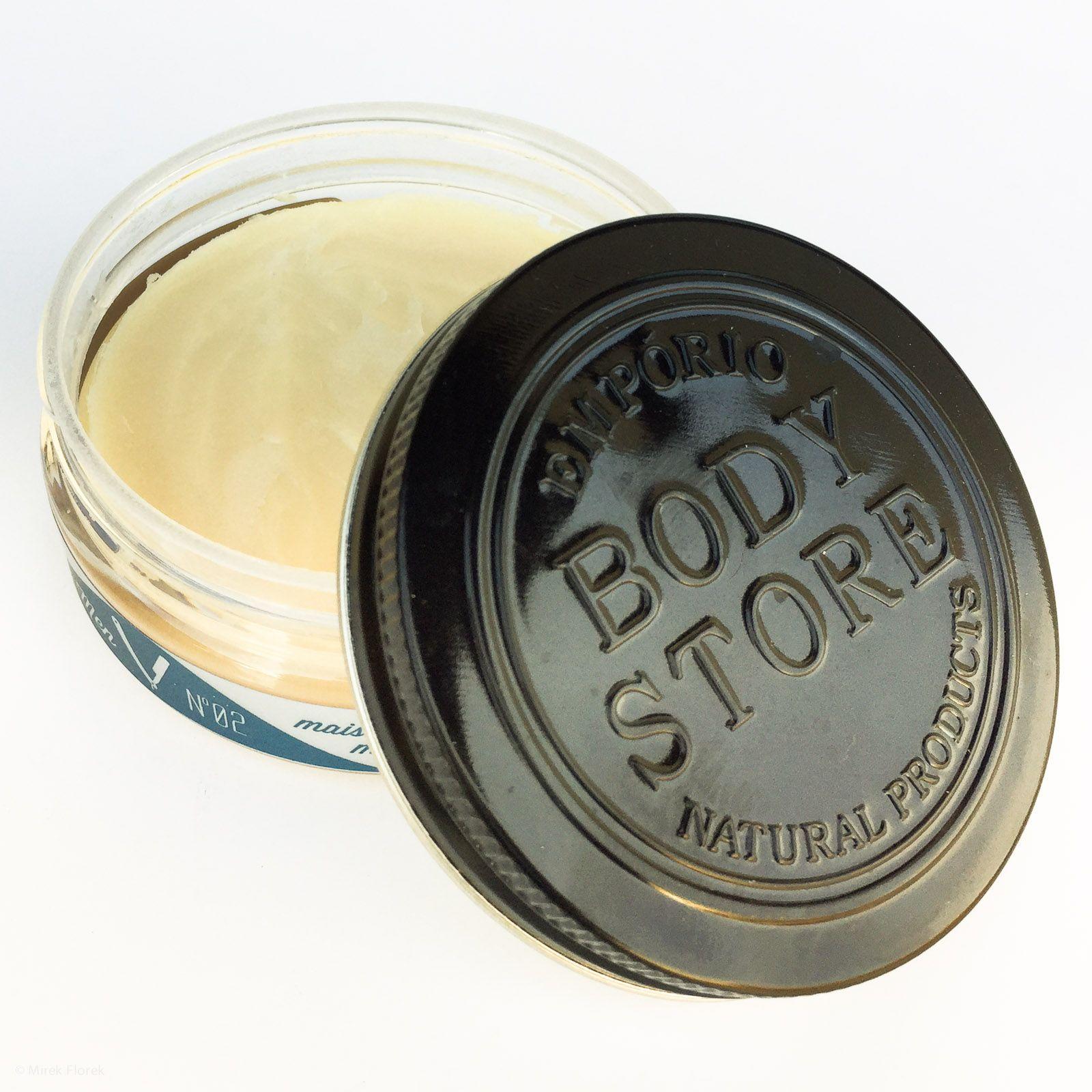 You are currently viewing Body Store Sabonete para Barbear – recenzja mydła do golenia