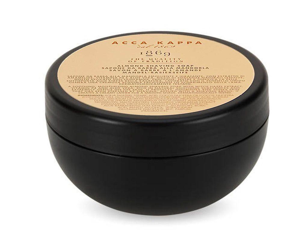 You are currently viewing Acca Kappa 1869 Almond Shaving Soap – recenzja kremu do golenia