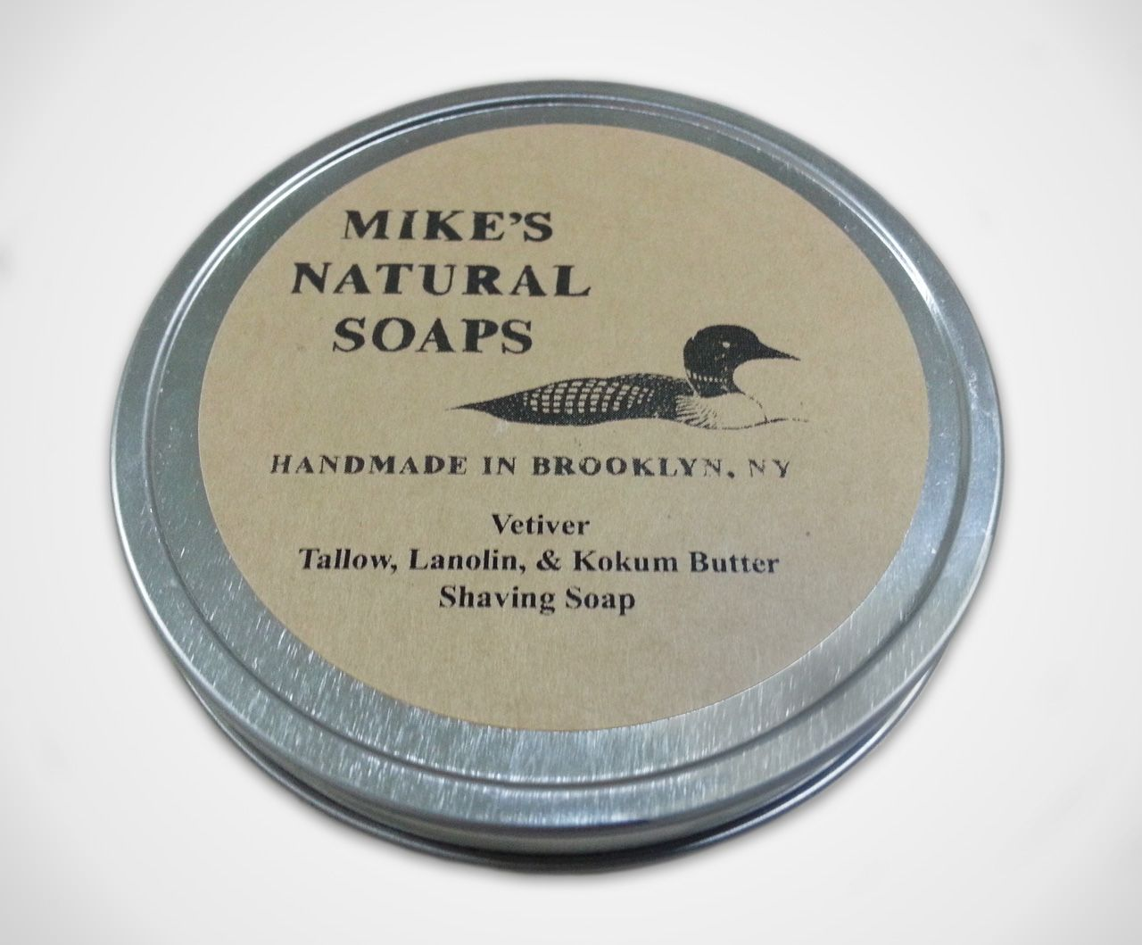 You are currently viewing Mike's Natural Soaps Vetiver Shaving Soap – recenzja mydła do golenia