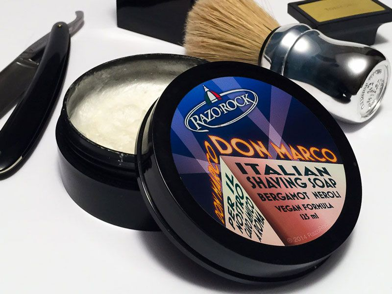 You are currently viewing RazoRock Don Marco Shaving Soap – recenzja mydła do golenia