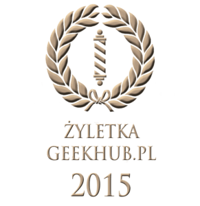 Read more about the article Żyletka roku 2015 – Feather New Hi-Stainless