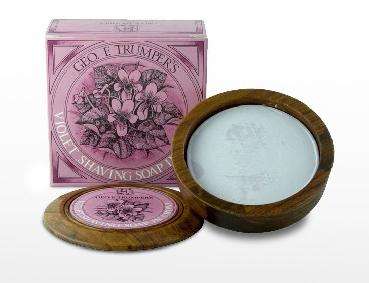 You are currently viewing Geo. F. Trumper's Violet Shaving Soap – recenzja mydła do golenia