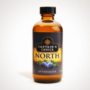 Read more about the article Captain's Choice North Aftershave – recenzja wody po goleniu