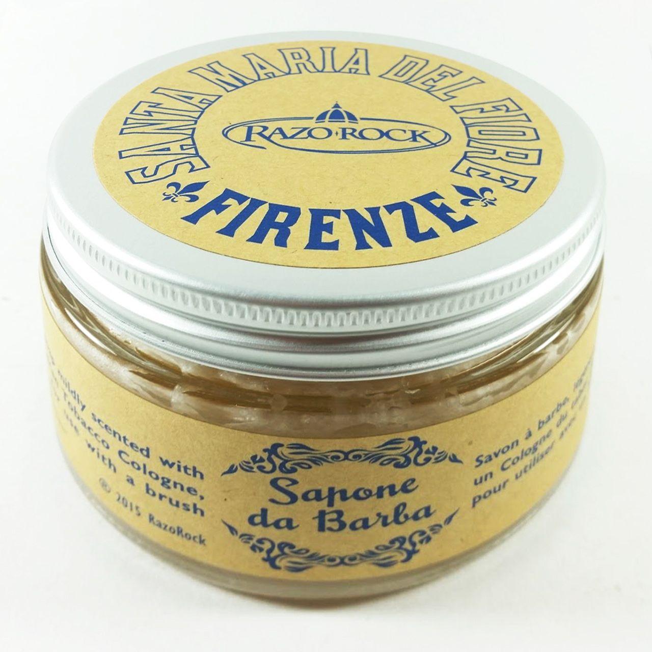 You are currently viewing RazoRock Santa Maria del Fiore Shaving Soap – recenzja mydła do golenia
