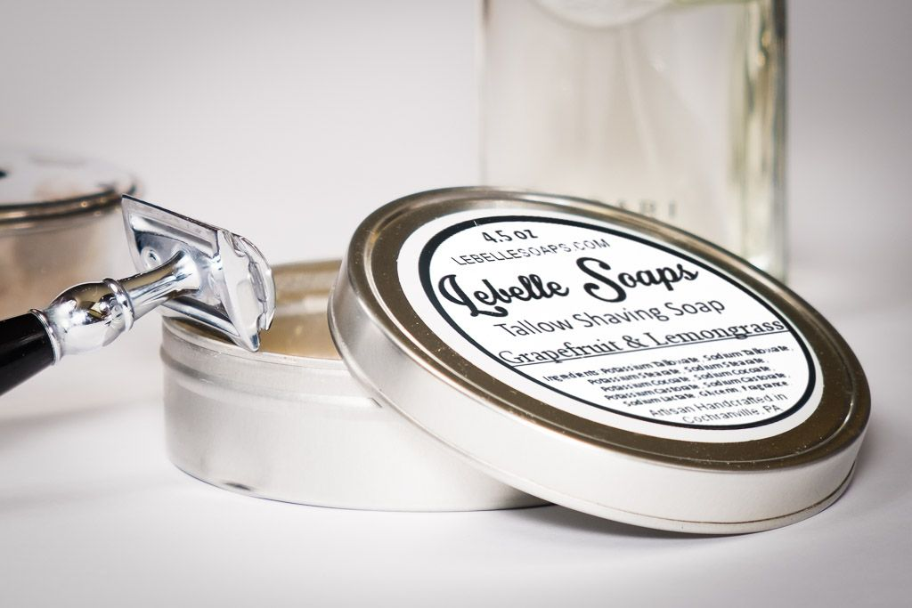 You are currently viewing Lebelle Soaps Grapefruit and Lemongrass Shaving Soap – recenzja mydła do golenia
