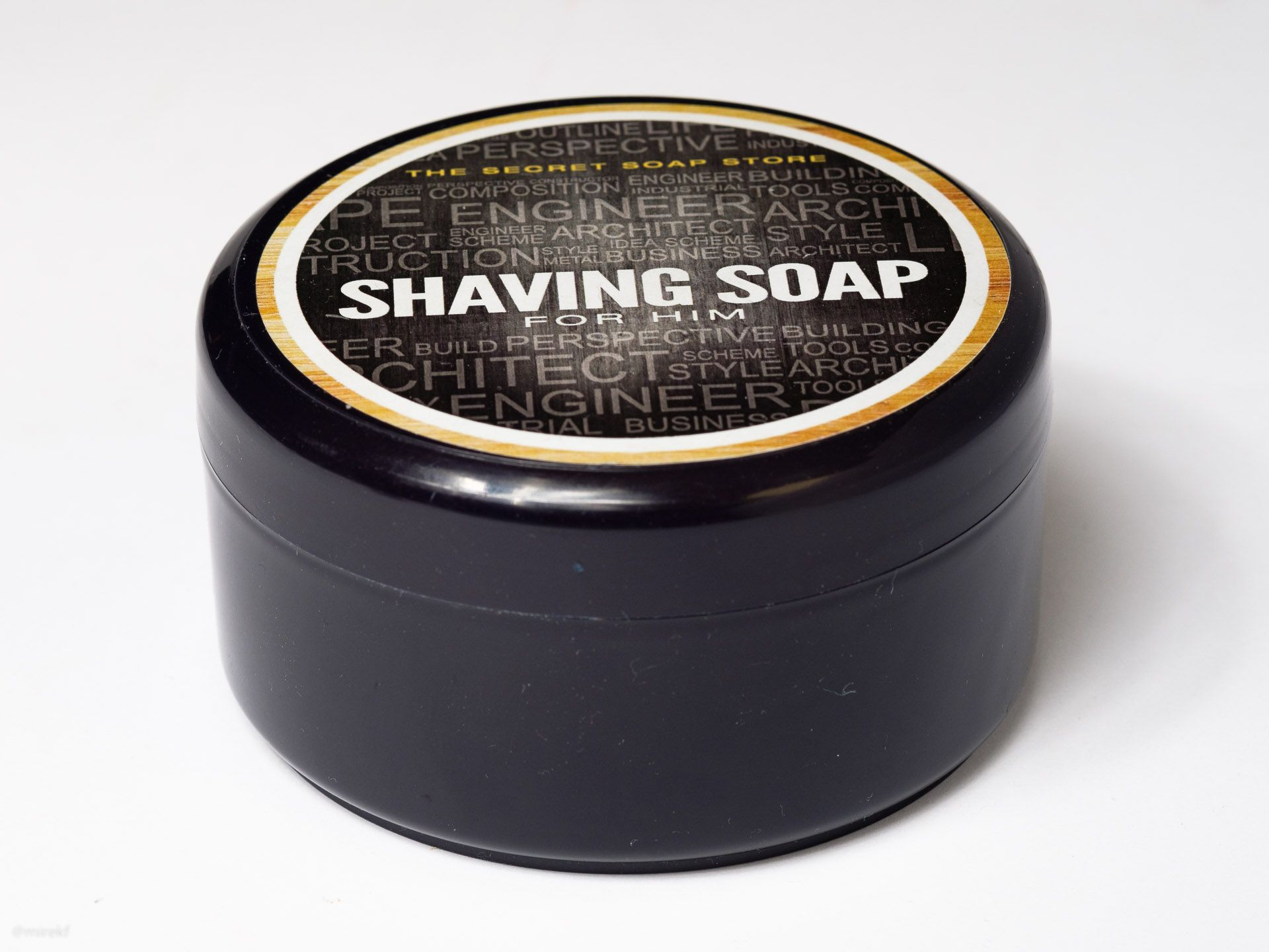 You are currently viewing Scandia The Secret Shop Shaving Soap – recenzja mydła do golenia