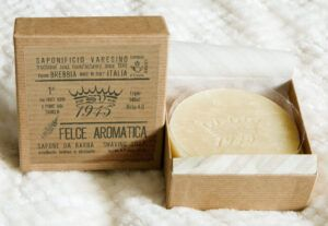 Read more about the article Saponificio Varesino Felce Aromatica Shaving Soap – recenzja mydła do golenia