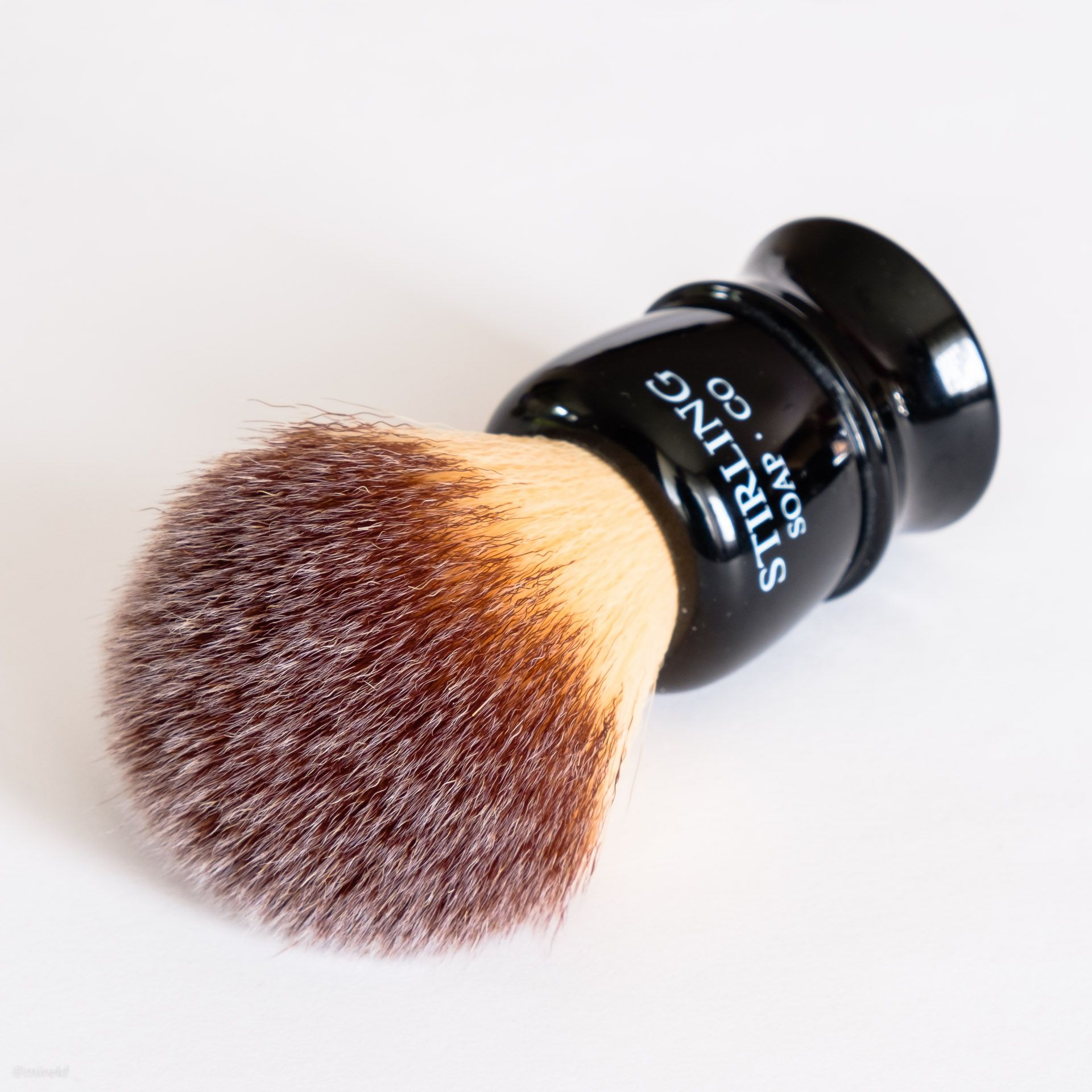 Pędzel do golenia Stirling Synthetic Shave Brush 22 mm (Li'l Brudder)