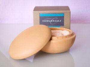 Read more about the article I Coloniali Mango Crema per la Rasatura (Shaving Cream) – recenzja mydła do golenia