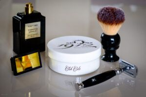 Read more about the article Wickham Club Cola Shaving Soap – pierwsze wrażenia