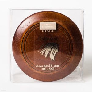 Read more about the article Arran Aromatics Driftwood Shaving Soap – recenzja mydła do golenia
