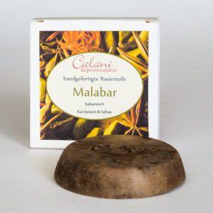 Read more about the article Calani Malabar Rasierseife (Shaving Soap) – recenzja mydła do golenia