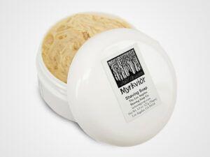Read more about the article Los Angeles Myrkviðr Shaving Soap –recenzja mydła do golenia