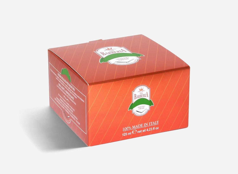 You are currently viewing Omega Via Barberia Herbae Shaving Cream – recenzja kremu do golenia