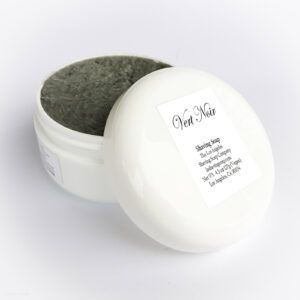 Read more about the article Los Angeles Vert Noir Shaving Soap – recenzja mydła do golenia
