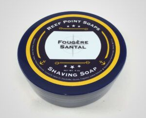 Read more about the article Reef Point Fougère Santal Shaving Soap –recenzja mydła do golenia
