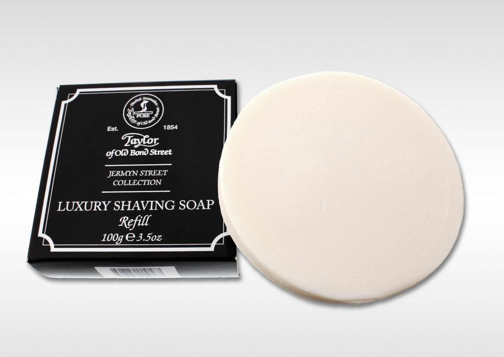 You are currently viewing Taylor of Old Bond Street Jermyn Street Shaving Soap –recenzja mydła do golenia