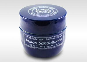 Read more about the article Cyril R. Salter Indian Sandalwood Shaving Cream – recenzja kremu do golenia