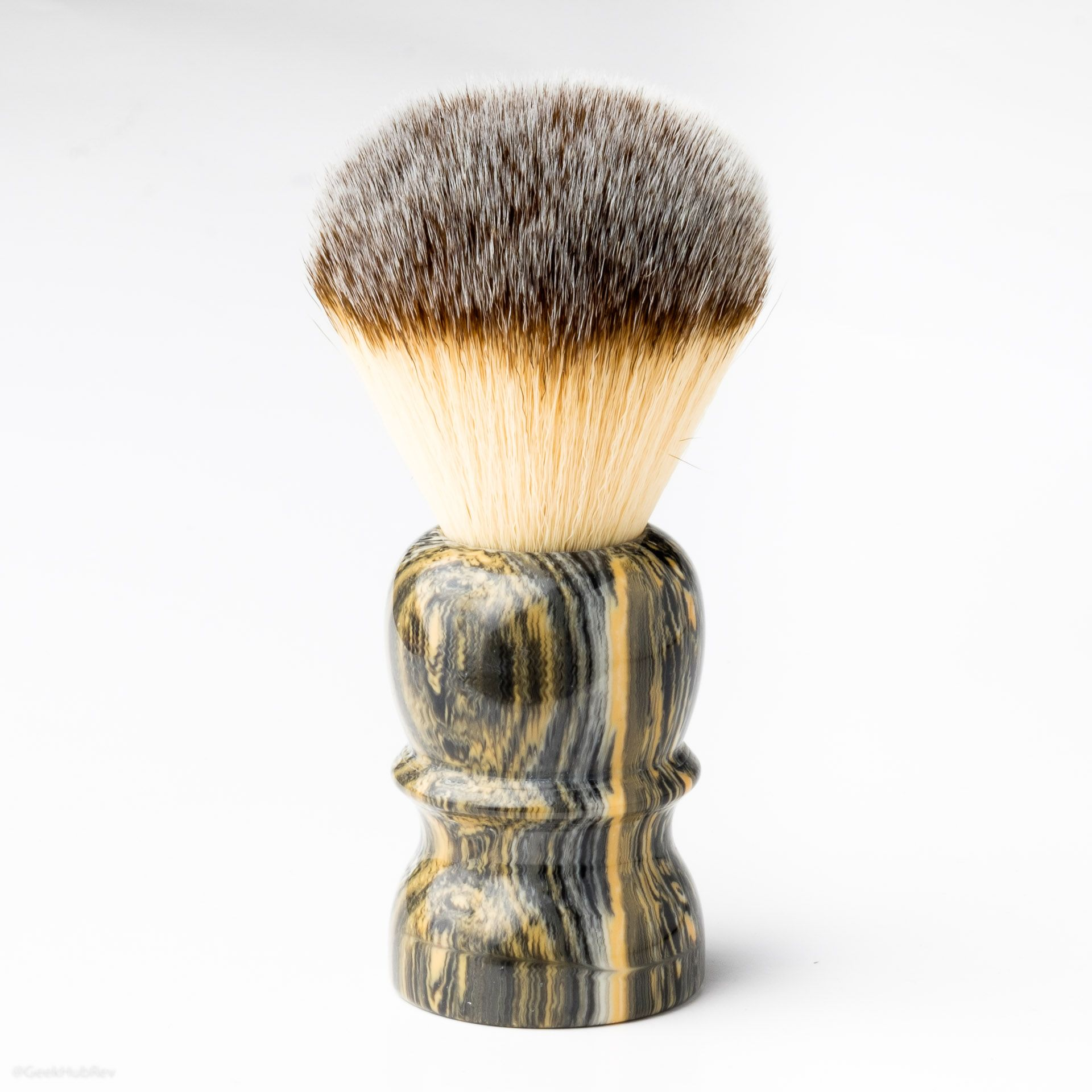 Pędzel do golenia Maggard Razors SY-26 26mm Synthetic Shaving Brush, Granite Handle