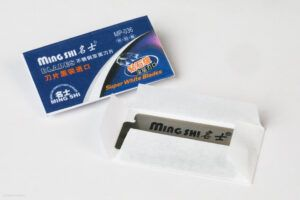 Read more about the article Ming Shi MP-036 Razor Blades – recenzja żyletek