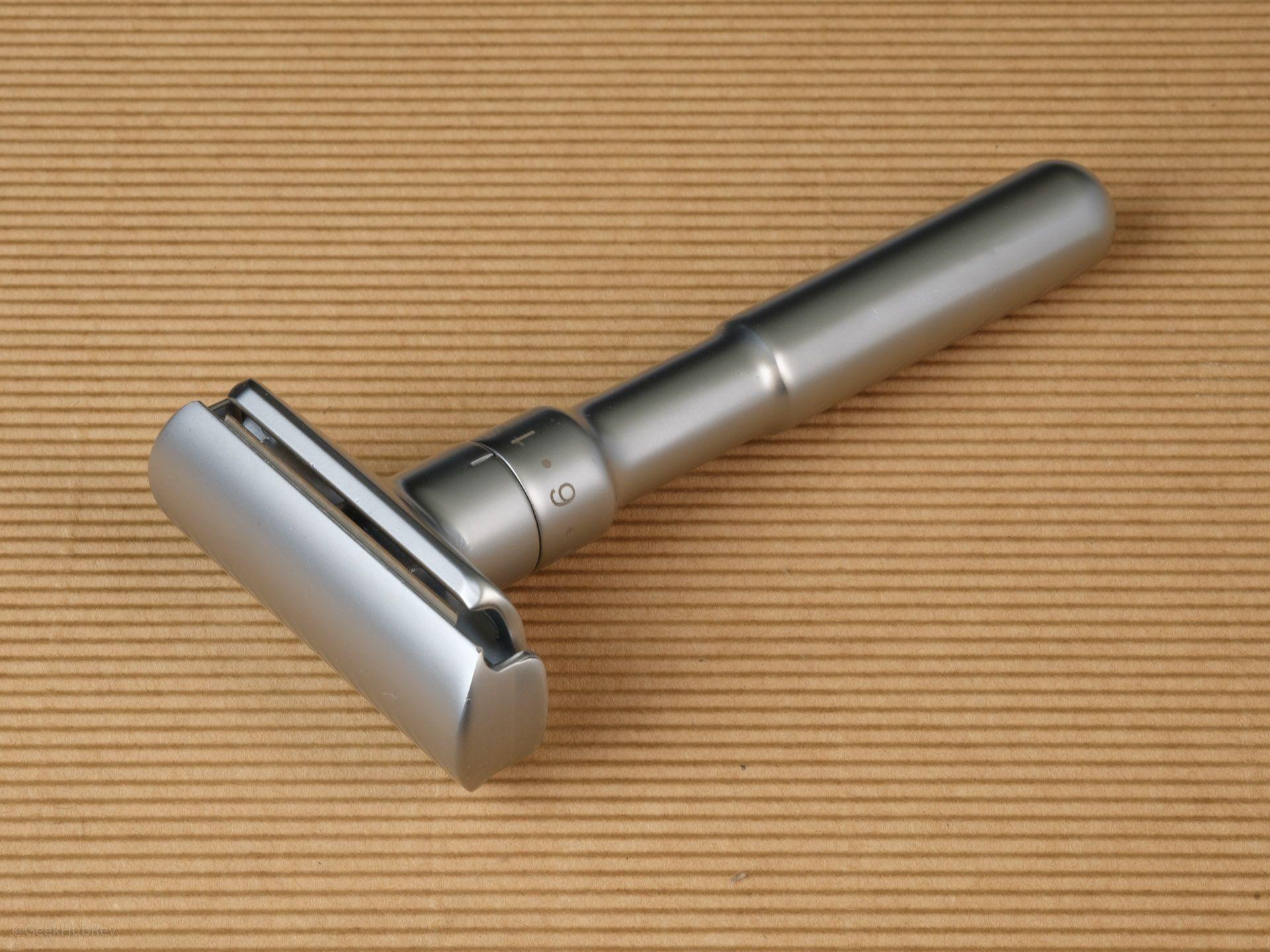 You are currently viewing Ming Shi Shaver 2000S (a.k.a. chiński Futur) – recenzja regulowanej maszynki do golenia