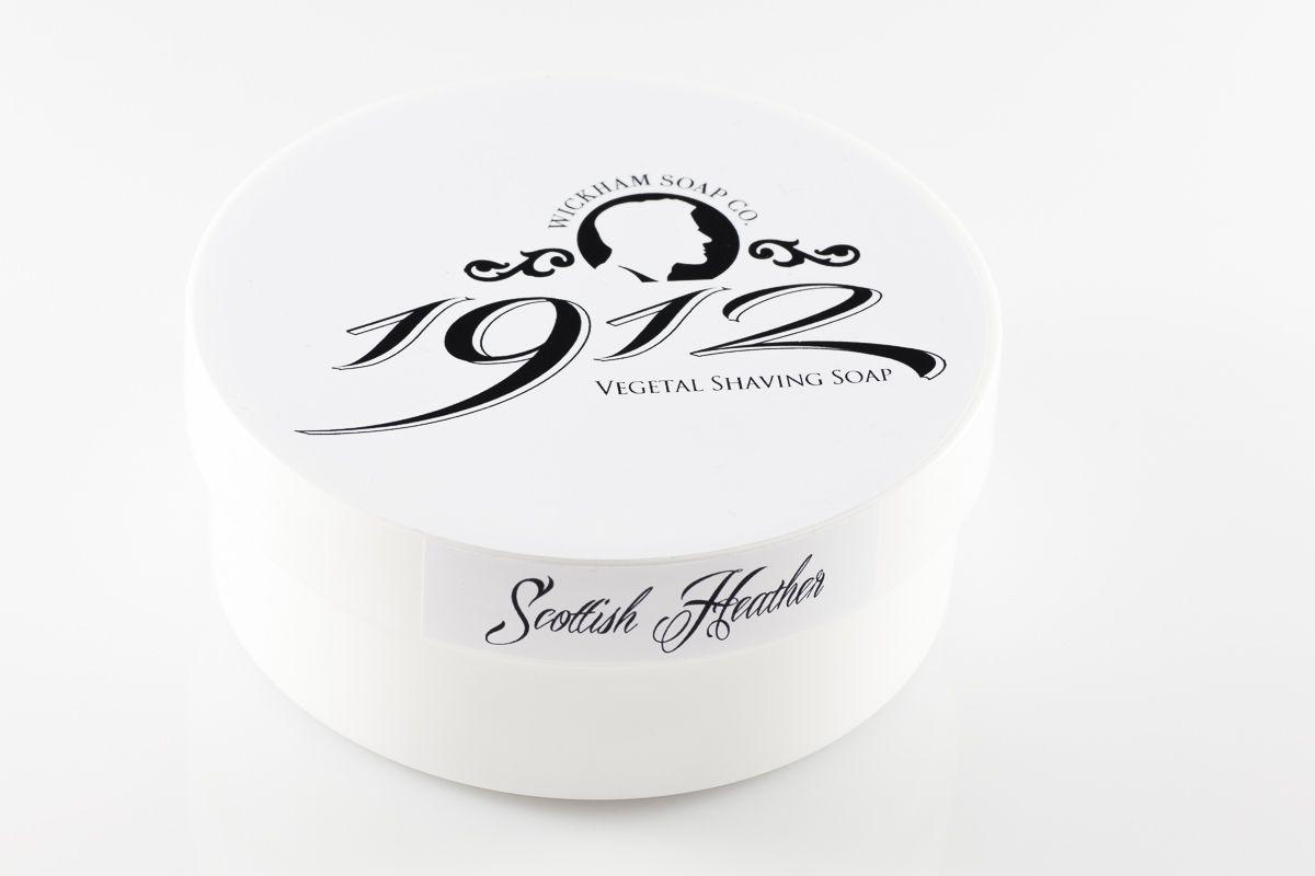 You are currently viewing Wickham 1912 Scottish Heather Shaving Soap – recenzja mydła do golenia