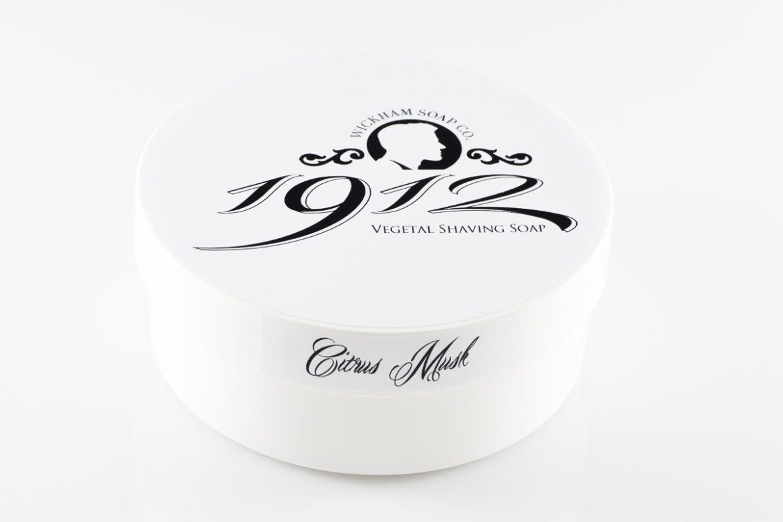 Mydło do golenia Wickham 1912 Citrus Musk Shaving Soap