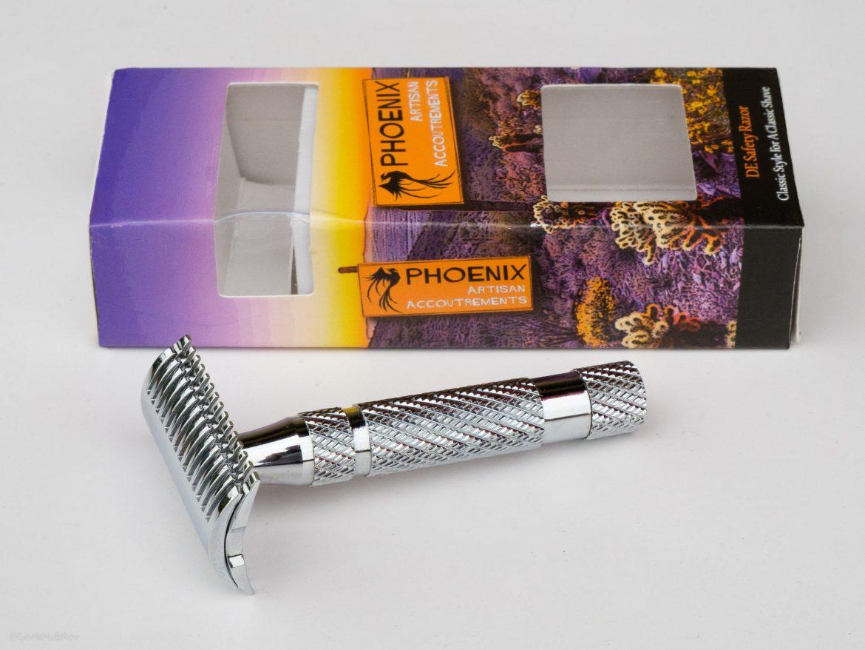 Maszynka do golenia na żyletki Phoenix DOC