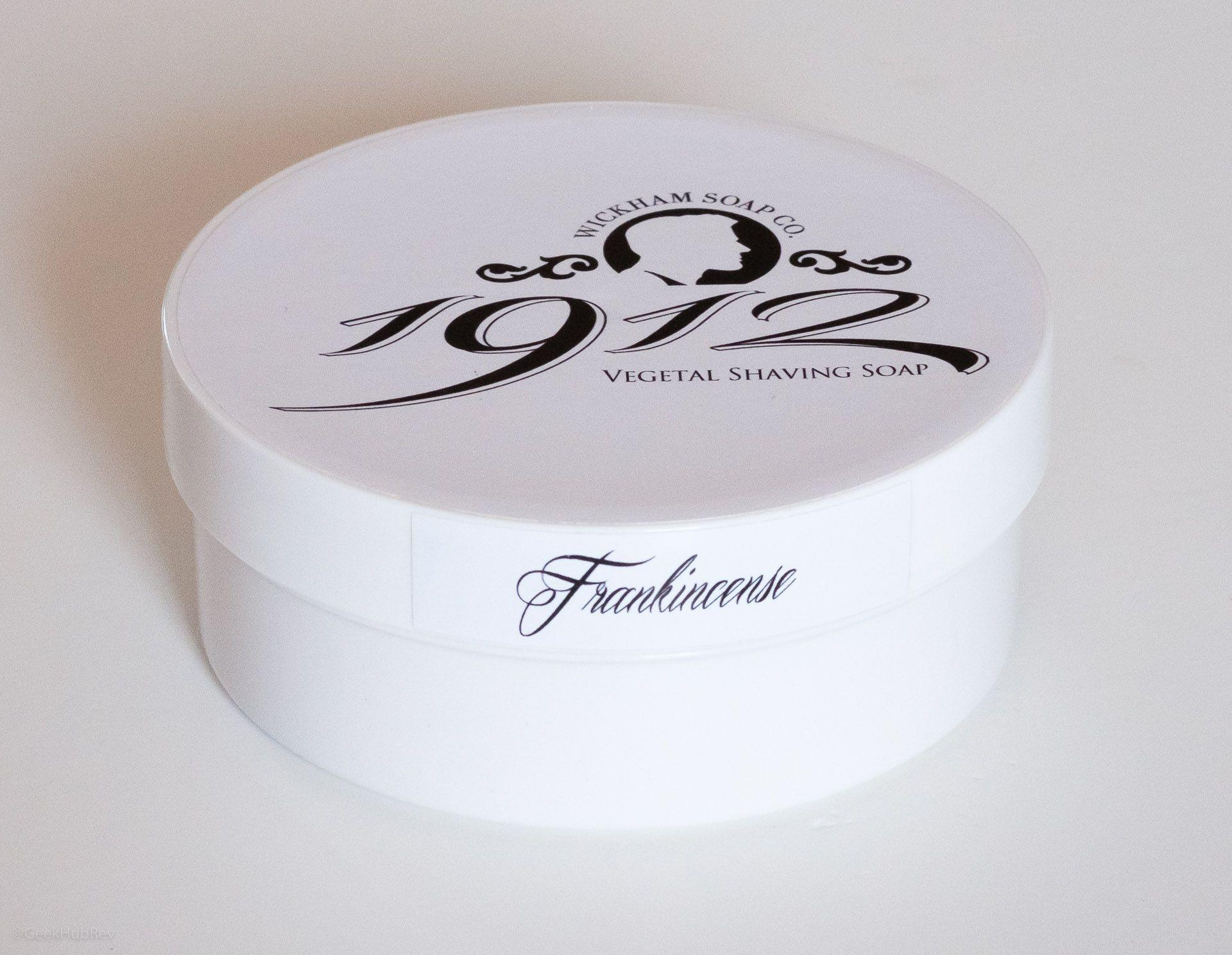 You are currently viewing Wickham 1912 Frankincense Shaving Soap – recenzja mydła do golenia