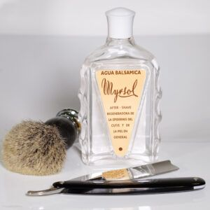 Read more about the article Myrsol Agua Balsamica After Shave – recenzja wody po goleniu