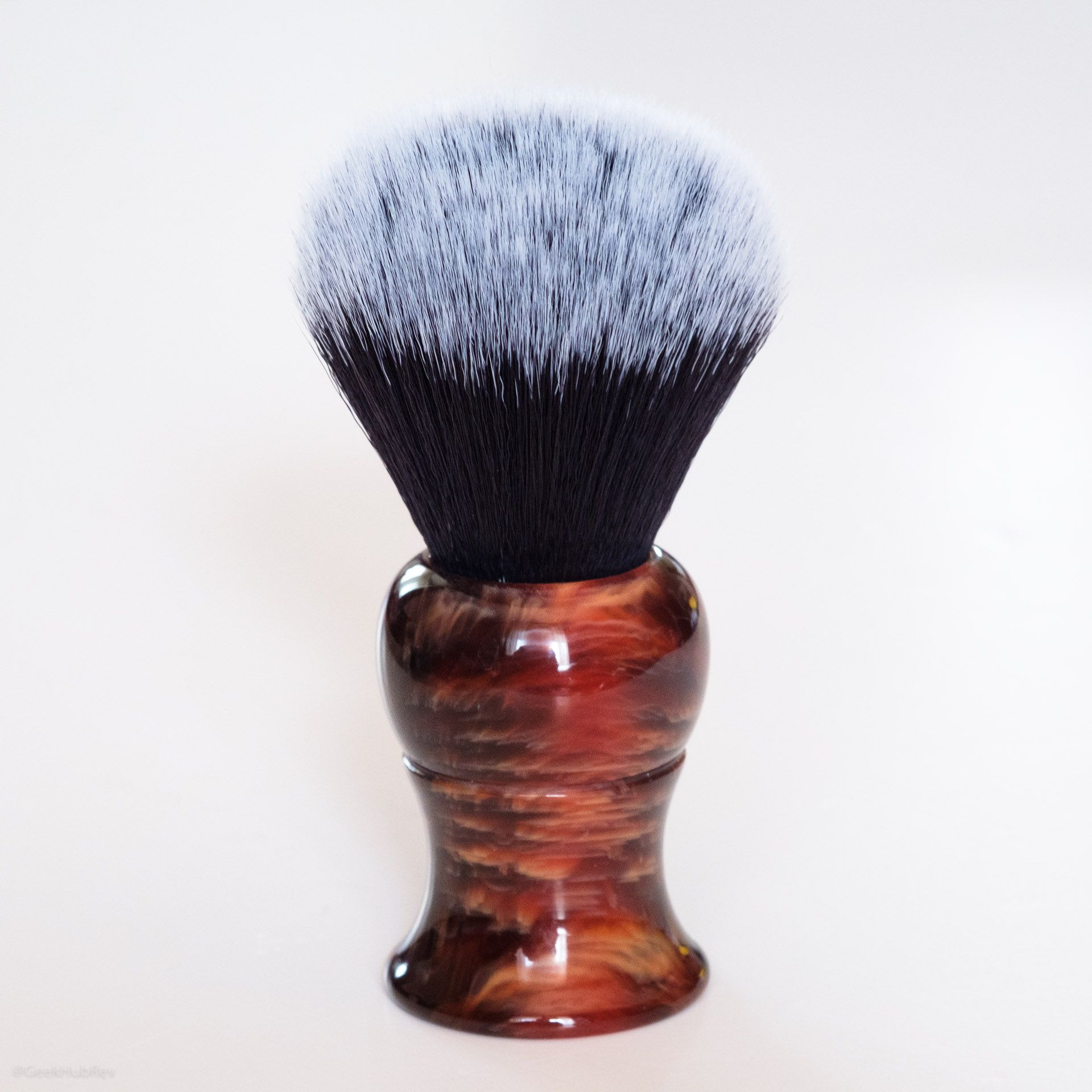 Pędzel do golenia Yaqi R151111S1-26 Tuxedo Synthetic Shaving Brush