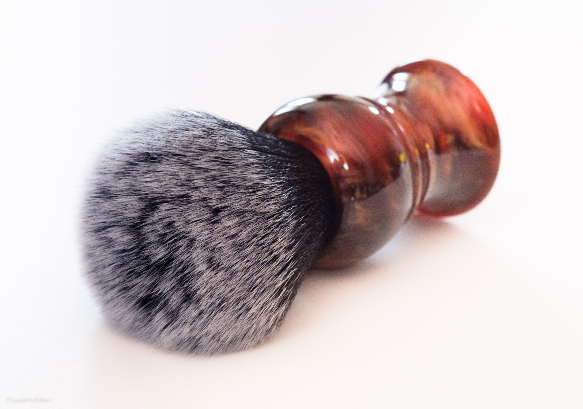 Włosie pędzla do golenia Yaqi R151111S1-26 Tuxedo Synthetic Shaving Brush