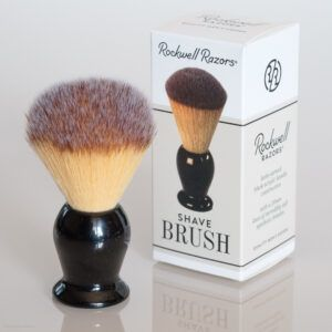 Read more about the article Rockwell Razors Synthetic Brush – recenzja syntetycznego pędzla do golenia