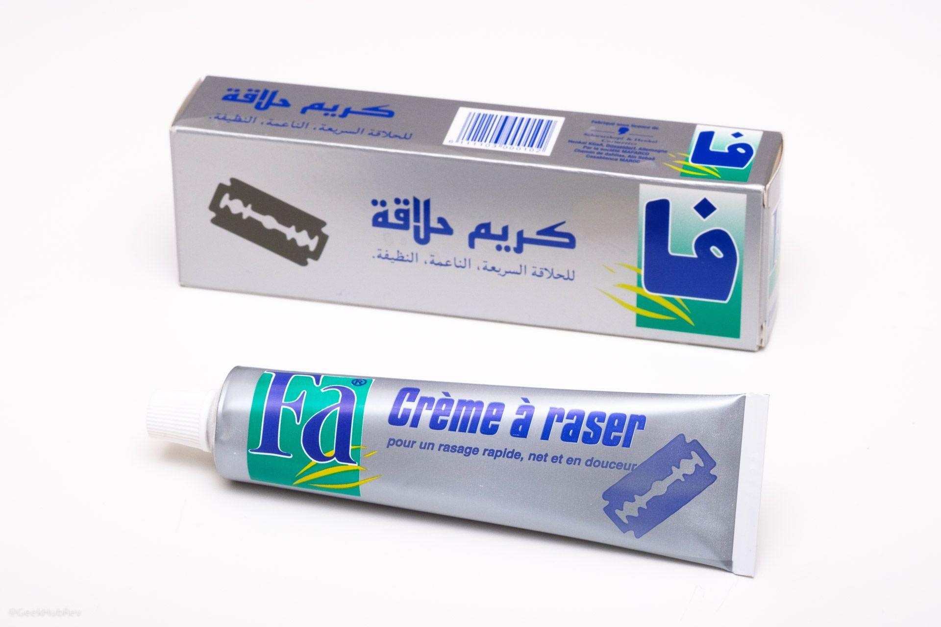 You are currently viewing Fa crème à raser (Shaving Cream) – recenzja kremu do golenia